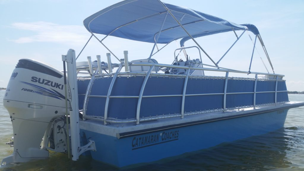 New and Used Boats In Stock – Catamaran Coaches